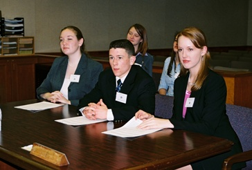 Students in Court